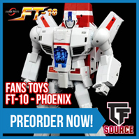 Transformers News: TFsource News! MT Striker Noir, Titans Return Restock, UT Ragnaros Combiner, Zeta Toys & More!