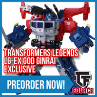 Transformers News: TFsource Update! TW Constructor, Xtransbots Aegis, TF: Last Knight, Magna Convoy, GT OP-EX & More!