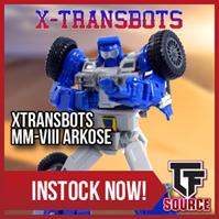 Transformers News: TFsource SourceNews! Titan Returns Powermaster Prime & Blaster, Hades Ceberus, Machine Robo & More!