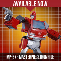 TFsource SourceNews! MP-27, Toyworld, Gravity Builder, Combiner Wars, Badcube & More!