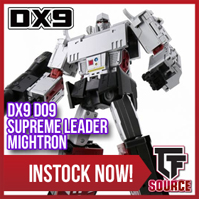 TFsource News! New MMC Preorders, DX9 Mightron and TFC Poseidon Cyberjaw Instock & More!