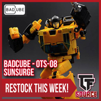Transformers News: Re: TFsource Weekly SourceNews Sponsor News