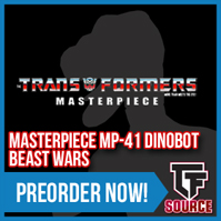 Transformers News: TFSource News! MP-41 Dinobot, OM Furor, Riot & Omne, DX9 Ancestrod, FT Koot, Iron Factory & More!