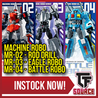 Transformers News: TFsource News! Weekend Sale - Victorion - Grand Galvatron and More!