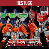 Transformers News: TFsource SourceNews! Combiner Wars Deluxe Sale! Quakewave FT-03C, Mercenary, MP-27 and More!