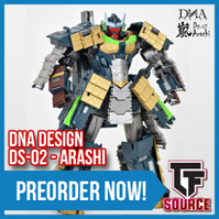 Transformers News: TFSource News! TFEVO Hot Fire, DX9 Ancestrod, Legends LG47-49, OM Omne, FT Koot, Iron Factory & More
