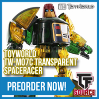Transformers News: TFsource News! Make Toys, Toyworld, Zeta Toys, Xtransbots, C+ Customs, DNA Designs & More!