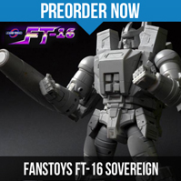 Transformers News: TFsource SourceNews - Masterpiece, DX9 Hulkie, Sovereign, KFC, Sphinx PS-01A, New Recruits and More!