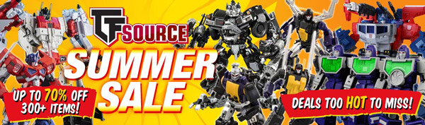 Transformers News: TFSource News - MMC Ebrius & Gravus, Foxwire & Ni, MP-44, MP-38+ Burning Convoy, FT Spoiler & More!
