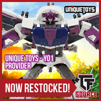 Transformers News: TFsource News! Titans Return Fort Max, SDCC Exclusives, Xtransbots Mightron & More!