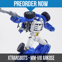 TFsource SourceNews! MP-27, MakeToys, Toyworld Constructor, Arkose and More!