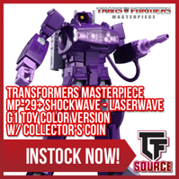 Transformers News: TFSource News - MPM-6 Ironhide, UT Challenger, IF Rush Beats, FT Hydra, KFC, Magic Square and More!