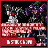 Transformers News: TFSource News - MMC Ebrius & Gravus, Foxwire & Ni, MP-44, MP-38+ Burning Convoy, FT Spoiler & More!