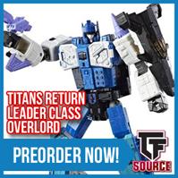 Transformers News: TFSource Weekend Update! FT-20A Terminus Giganticus, Takara Legends, Titans Return, XT Klaatu & More