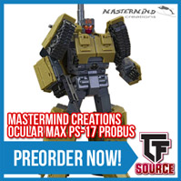 Transformers News: TFSource News - FT Goose, NA Lucifer, IF Racing Bros, MM Thunder Manus, Winter Sale & More!
