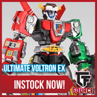Transformers News: TFsource News! TF-07 Stomp Reissue, MP-34 Cheetor, MP-35 Grapple, Ultimate Voltron EX & More!