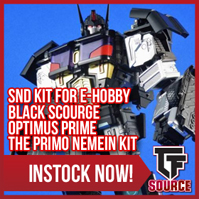 Transformers News: TFsource News! MP-37 Artfire, LG42 Godbomber, MP-33 Inferno, TFC Trinity Force, & MT Devil Stinger!