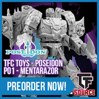 Transformers News: TFsource News! 4th of July Weekend Sale - MP-22 Only $164.99! Titans Return, ToyWorld & More!