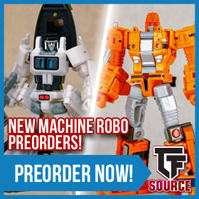 Transformers News: TFsource News! TR Trypticon, ToyWorld, Orion Pax/Prime Set, UM Ultra Magnus, Machine Robo & More!