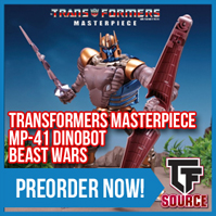 Transformers News: TFSource News! FT-19 Apache Instock, Takara/Tomy Power of Primes and FP Armor Preorders & More!