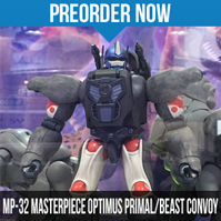 TFsource SourceNews! MP-32 Optimus Primal, TransFormMission, Platinum Classics Prime vs. Megatron & More!