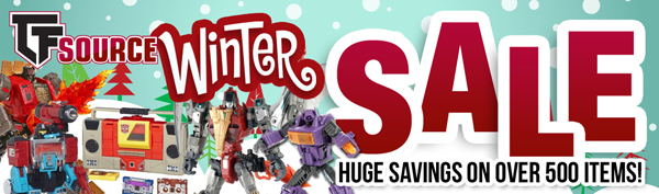 Transformers News: TFsource SourceNews! MP-27, MakeToys, Toyworld, Perfect Effect Combiner Add-on Kits & More!