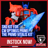 Transformers News: TFsource News! TFCON Fansproject BLOWOUT Sale! TW Coneheads, Titans Return, MakeToys & More!