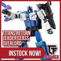 Transformers News: TFSource News! MPM4 Optimus Prime, MMC Tyrantron, MAS-01, IF War Giant, TFM Havoc & TR Overlord!