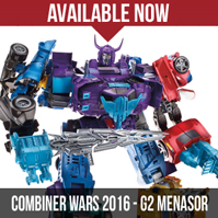 TFsource SourceNews! New Rare Recruits, CW G2 Menasor, Doombringers, FansToys & More!