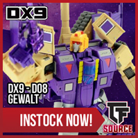 Transformers News: TFsource Weekly Source News: Masterpiece Skywarp, TR Fortress Maximus, Lupus, Pheonix and more
