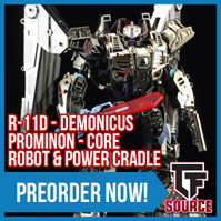 TFsource News! FansToys Soar Restock and Limited Colors, CW Groove, MMC, Masterpiece & More!