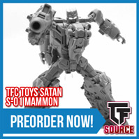 Transformers News: TFSource News - TW Constructor PE, BB DLX Soundwave and Ravage, FT Goose, NA Preorders & More!