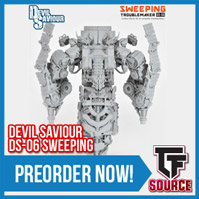 Transformers News: TFSource News - MP-47 Hound, MP-45 Bumblebee v2.0, Iron Factory Preorders and Restock & More!