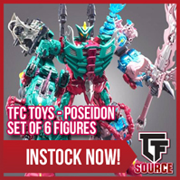 Transformers News: TFSource Update! Encore God Fire Convoy, Takara Legends, Fans Toys Soar, PlanetX & More!