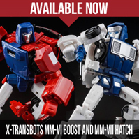 TFsource SourceNews! Masterpiece, Xtransbots, Generation Toy, First Gokin and More!