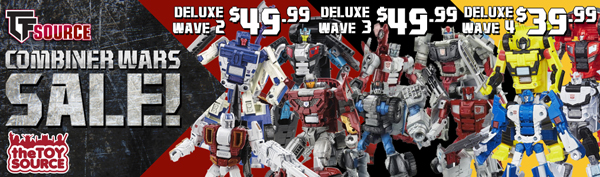 Transformers News: TFsource SourceNews! MP-27, MakeToys, Toyworld Constructor, Arkose and More!