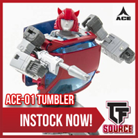 Transformers News: TFsource News! TR Deluxe Wave 3, Shattered Glass Prime, Lupus, Tumbler, Magna Convoy & More!