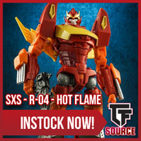 Transformers News: TFSource Update! Fansproject Pinchar, DNA Arashi, GT Tyrant, Hot Soldiers Ambulance & More!