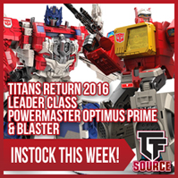 TFsource News! Masterpiece, Titans Return Leader Class, FansToys Berserk, Unicron & More!