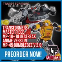 Transformers News: TFSource News - MMC Inventa Magna, Siege Dlx Wave 2, TW-07P & TW-07F, Make Toys Restock & More!