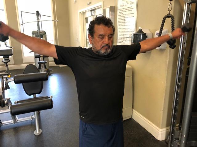 Alvaro Live In Fitness
