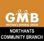 GMB Northants Logo