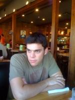 Colin at Trudy's