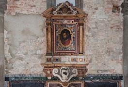 Il restauro della cappella Capponi