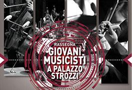 Giovani musicisti a Palazzo Strozzi