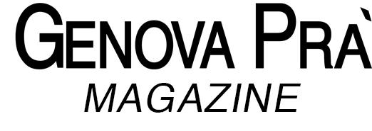 Genova Pra' Magazine Logo