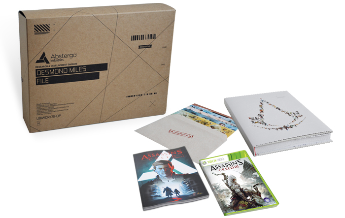 Pre-order now | Assassin's Creed III UbiWorkshop Edition