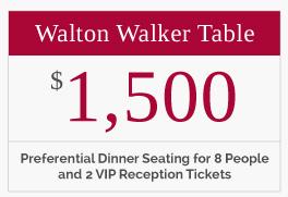 Walton Walker Table