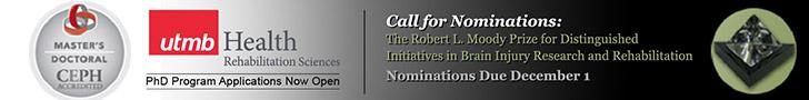UTMB Health Division of Rehabilitation Sciences Program & Moody Prize