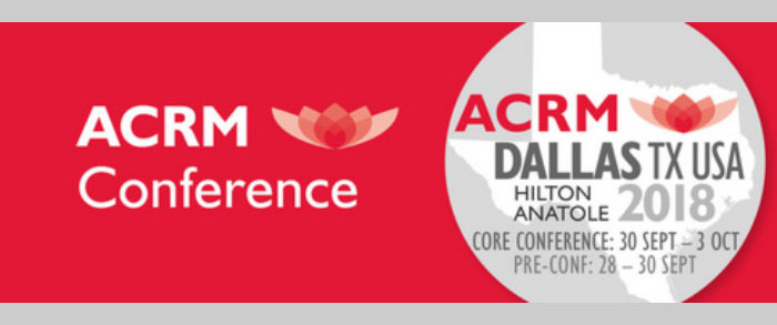 ACRM Conference